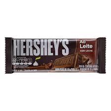 CHOCOLATE HERSHEY'S AO LEITE 92G