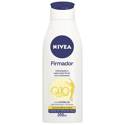 HIDRATANTE NIVEA FIRMADORA Q10 200ML