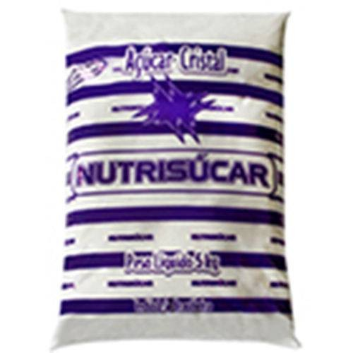 AÇÚCAR CRISTAL NUTRISÚCAR 5KG