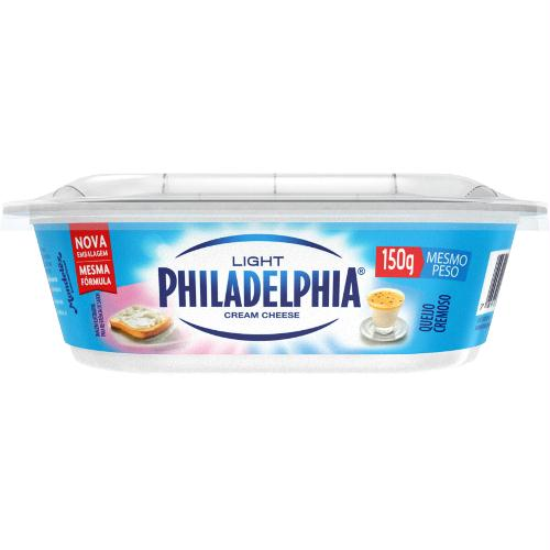 CREAM CHEESE PHILADELPHIA LIGHT 150G