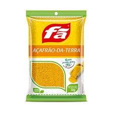AÇAFRÃO  FÃ 60G