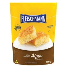 MISTURA PARA BOLO DE AIPIM  FLEISCHMANN 450G