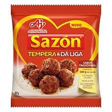 TEMPERA & DÁ LIGA SAZON SABOR TRADICIONAL 60G