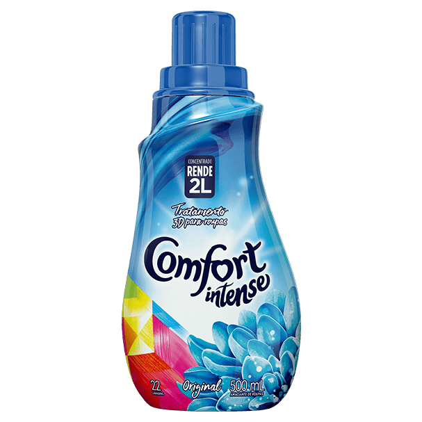 AMACIANTE T CONCENTRADO COMFORT ORIGINAL INTENSE 500ML