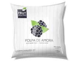 POLPA FRUT POLPAS DE AMORA 100G