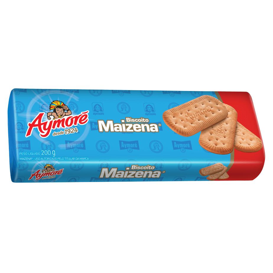 BISCOITO AYMORÉ MAIZENA 200G