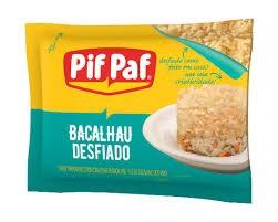 BACALHAU DESFIADO PIF PAF 300G
