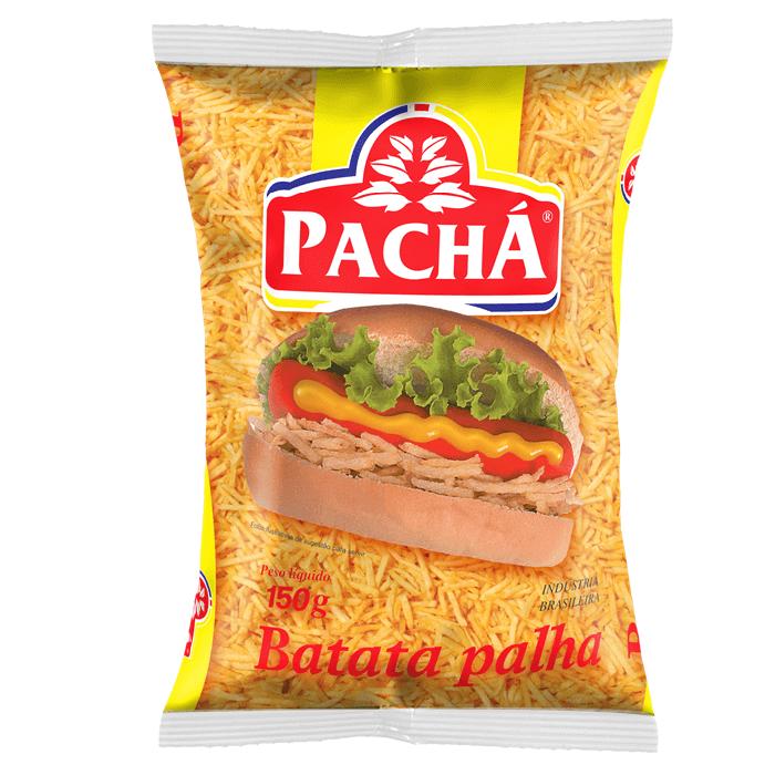 BATATA PALHA PACHÁ 150G