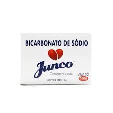 BICARBONATO DE SÓDIO JUNCO 100G