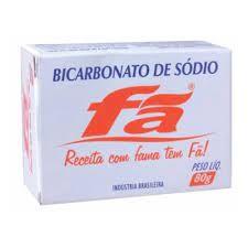 BICARBONATO DE SÓDIO FÃ JUNCO 80G
