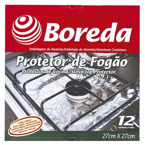 PROTETOR DE FOGÃO BOREDA 12UN