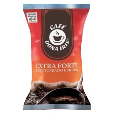 CAFÉ DONA IRIS EXTRA FORTE 250G