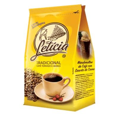 CAFÉ LETÍCIA TRADICIONAL 500G