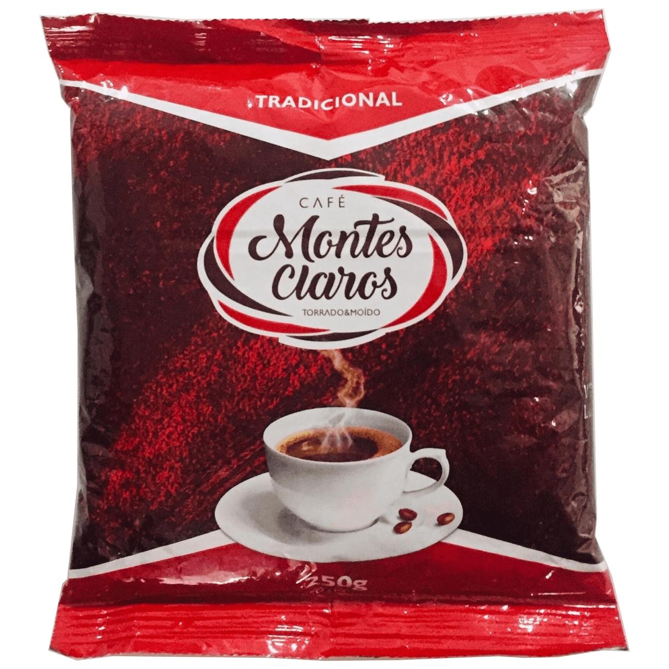 CAFÉ TRADICIONAL MONTES CLAROS 250G