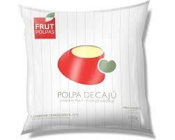 POLPA FRUT POLPAS DE CAJU 100G