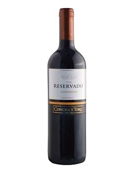 VINHO CONCHA Y TORO RESERVADO CARMENERE 2018 CHILE TINTO 750ML