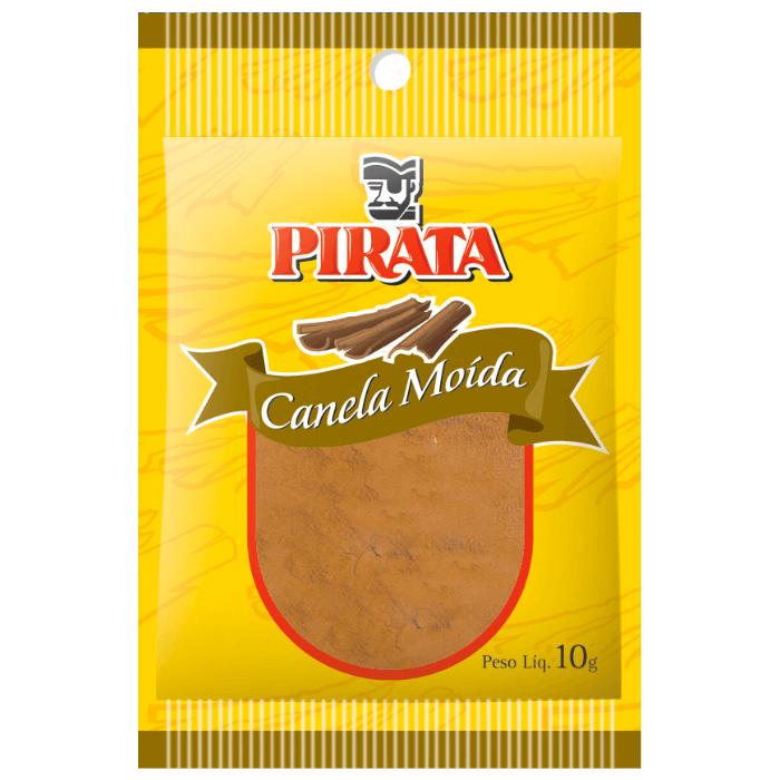 CANELA MOÍDA PIRATA 10G