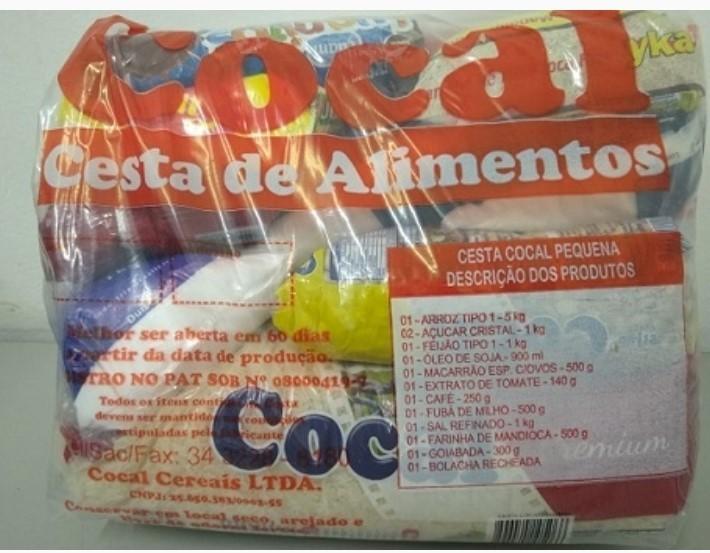 CESTA BÁSICA COCAL TIPO I ( RECEBA EM CASA)