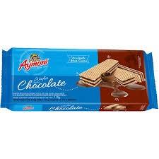 BISCOITO AYMORÉ WAFER CHOCOLATE 115G