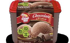 SORVETE CREME MEL CHOCOLATE CLÁSSICO 1,5L