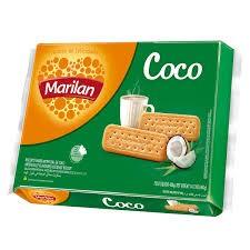 BISCOITO MARILAN COCO 400G