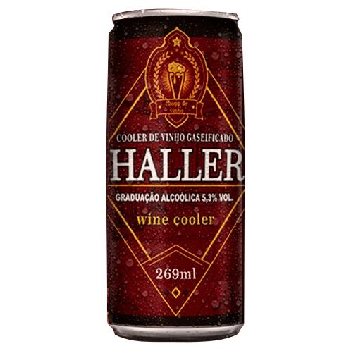 COOLER DE VINHO GASEIFICADO HALLER 269ML