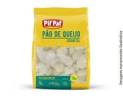 PÃO DE QUEIJO COQUETEL PIF PAF 1KG