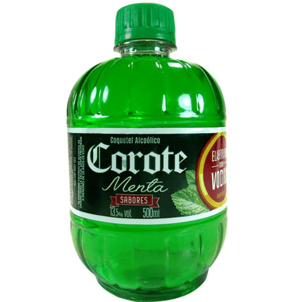 COQUETEL COROTE MENTA 500ML