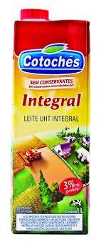 LEITE LONGA VIDA UAT COTOCHES  INTEGRAL 1L