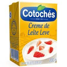 CREME DE LEITE COTOCHES TP 200G