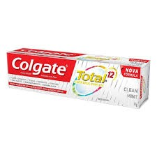 CREME DENTAL COLGATE TOTAL 12 CLEAN MINT 50G
