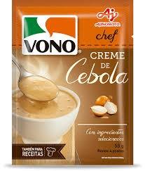 CREME DE CEBOLA  VONO CHEFF 58G