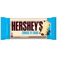 CHOCOLATE HERSHEY'S  COOKIES N CREME 87G