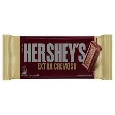 CHOCOLATE HERSHEY'S EXTRA CREMOSO 92G
