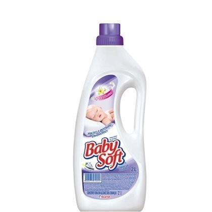 AMACIANTE BABY SOFT TOQUE DE CUIDADO 2L