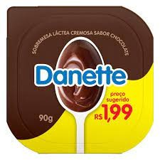 DANETTE CHOCOLATE 90G