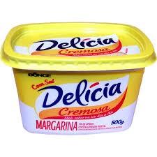 MARGARINA DELICIA C/ SAL 500G