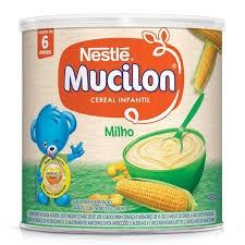 CEREAL INFANTIL MUCILON DE MILHO 400G