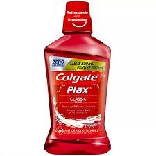 ANTISSÉPTICO COLGATE PLAX CLASSIC SPLASH  500ML