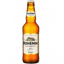 CERVEJA BOHEMIA PURO MALTE LONG NECK 355ML