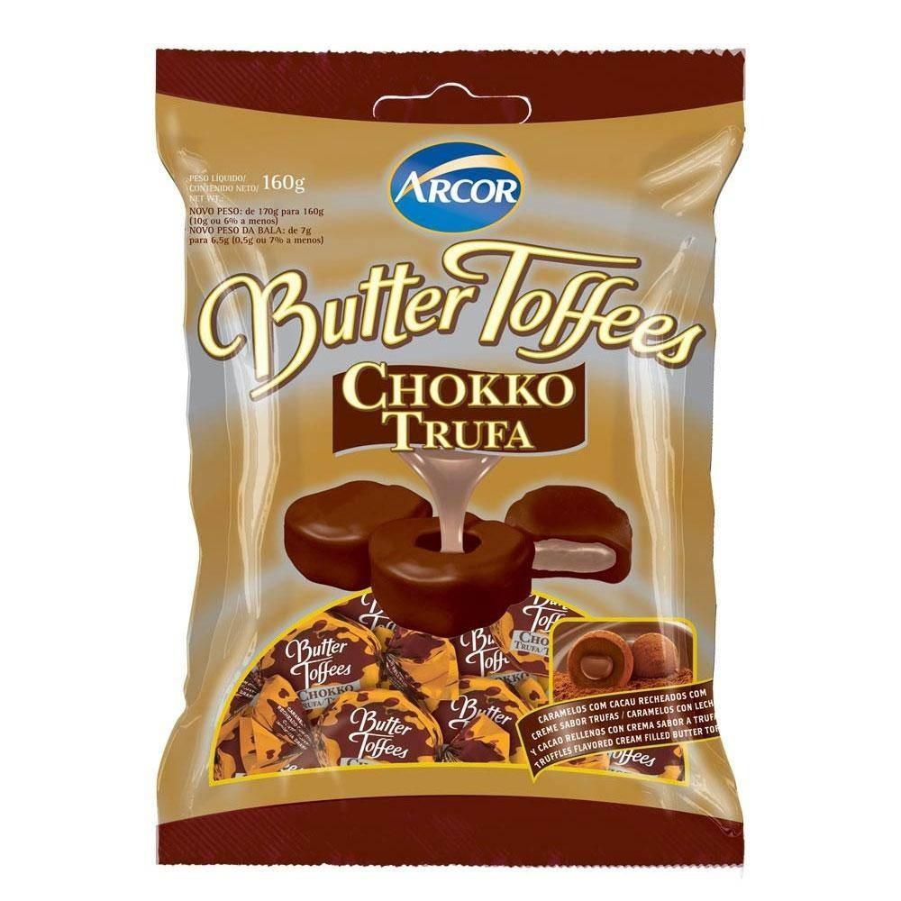 BALA BUTTER TOFFES CHOCO TRUFA 100G