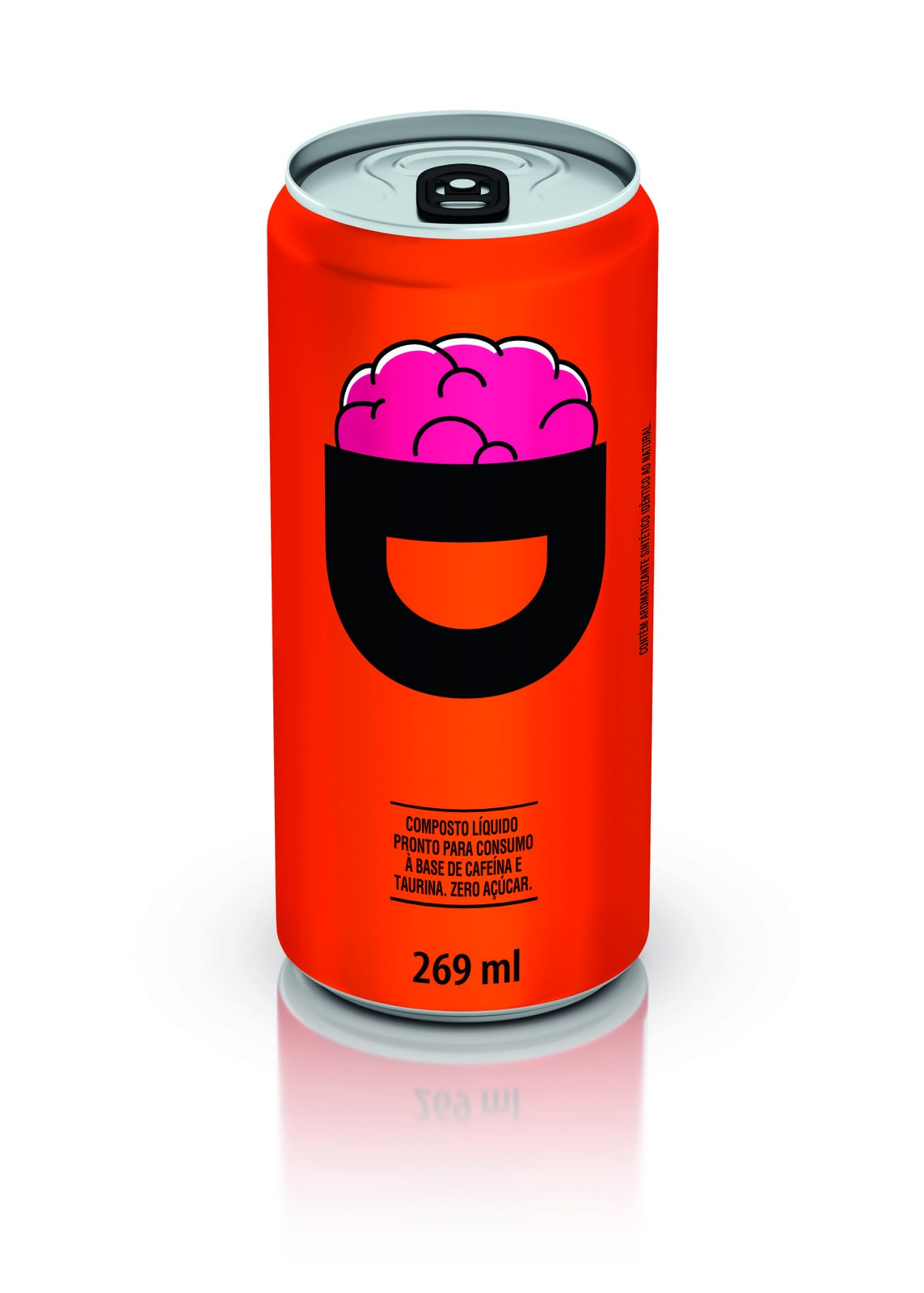 ENERGÉTICO DOPAMINA DRINK 269ML UN ( ZERO AÇUCAR)