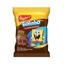 BOLINHO GULOSOS DUPLO CHOCOLATE BAUDUCCO 40G