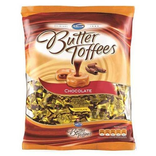 BALA BUTTER TOFFES CHOCOLATE 500G