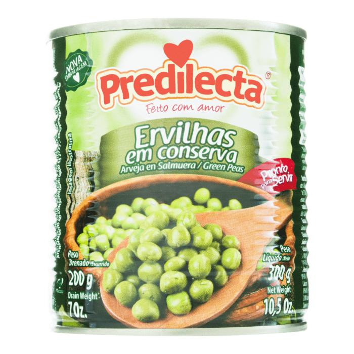ERVILHA PREDILECTA LATA 170g