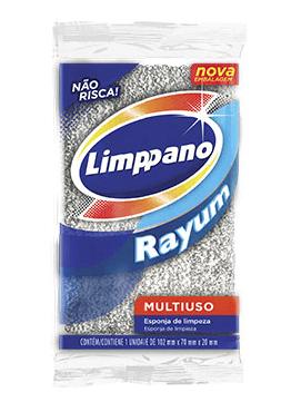 ESPONJA LIMPPANO NÃO RISCA RAYUM C/1