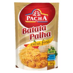 BATATA PALHA EXTRA FINA PACHÁ 120G