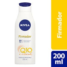 HIDRATANTE NIVEA FIRMADORA Q10 + VITAMINA C 200ML