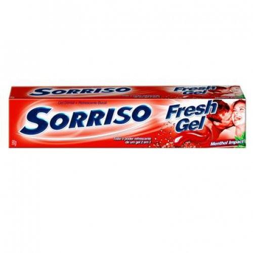 CREME DENTAL SORRISO FRESH  90G