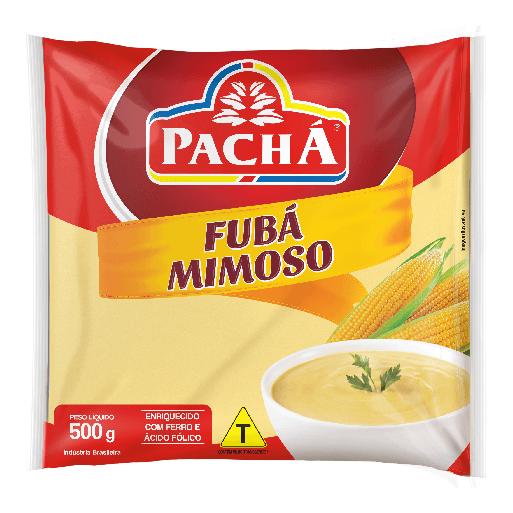 FUBÁ MIMOSO PACHÁ 1KG